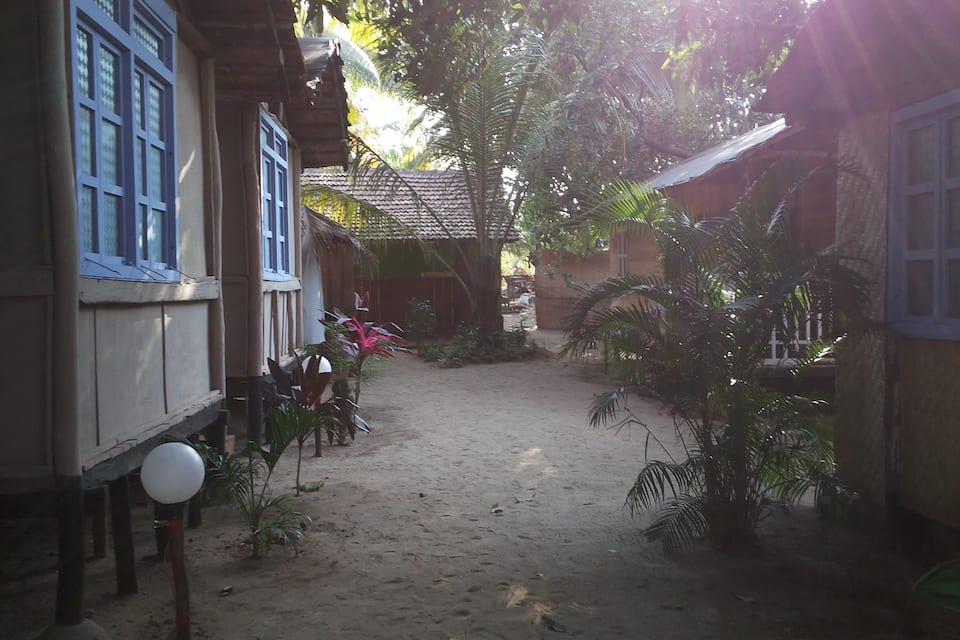 Tulsi Huts & Cottages, Morjim, Tulsi Huts  Cottages