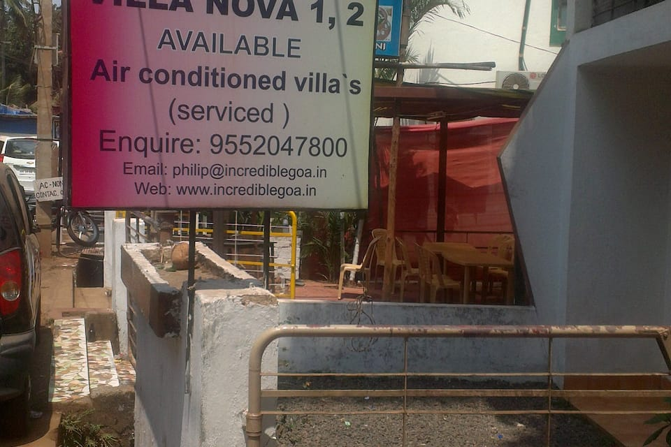 Villa Nova 1, Baga, TG Stays Titos Lane