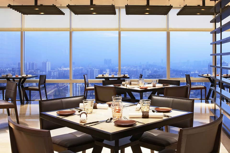 The Westin Mumbai Garden City, Goregaon, The Westin Mumbai Garden City