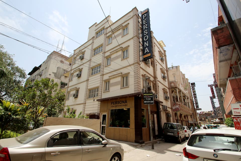 Hotel Persona International, Ajmal Khan Road, Hotel Persona International