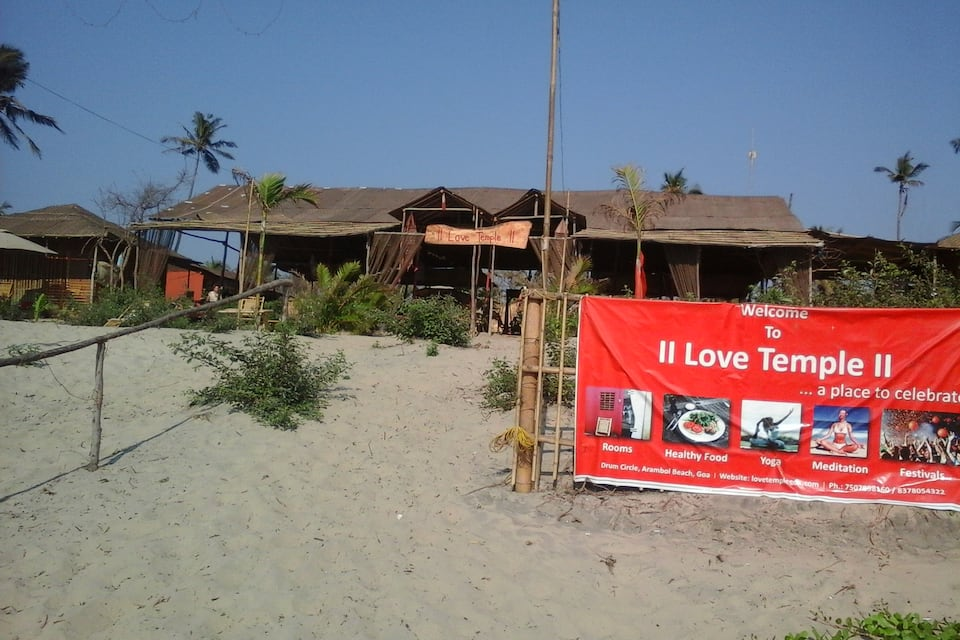 Love Temple Cottage, Arambol, Love Temple Cottage