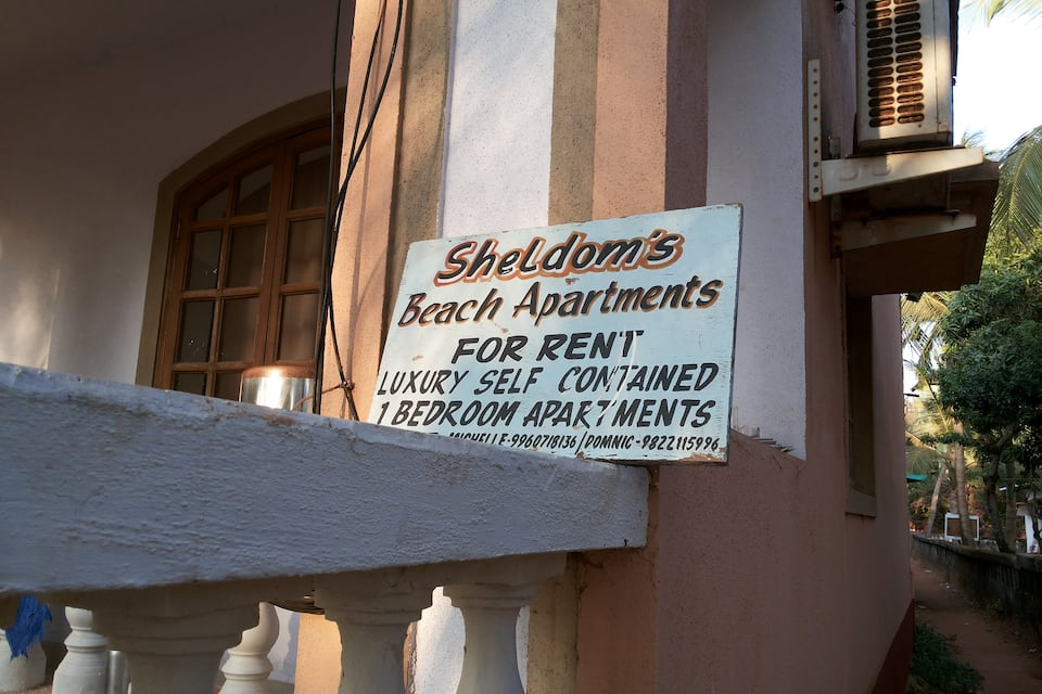 Sheldoms Beach Apts, Candolim, Sheldoms Beach Apts