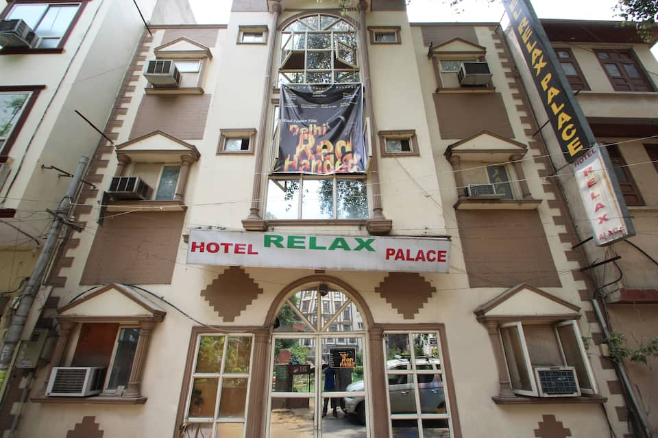 Hotel Relax Palace, Karol Bagh, Hotel Relax Palace