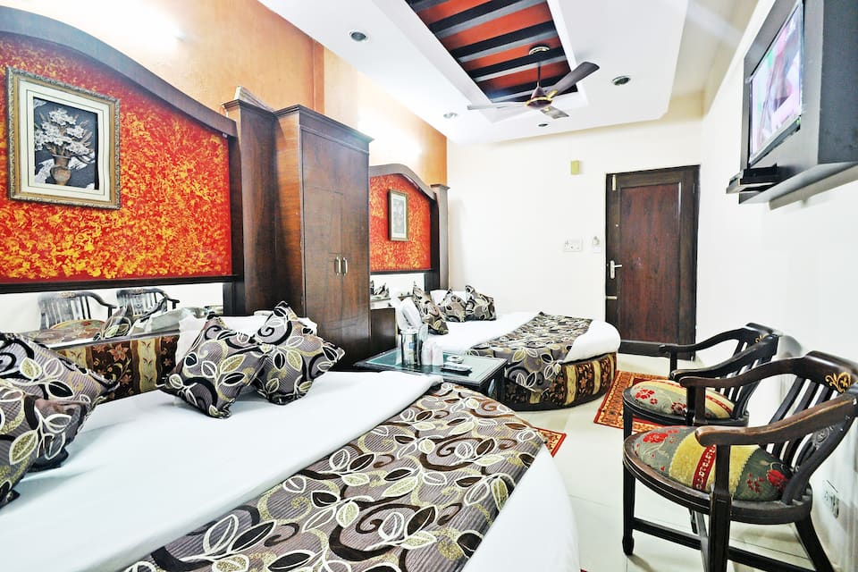 Hotel Shiva Intercontinental, Paharganj, Hotel Shiva Intercontinental