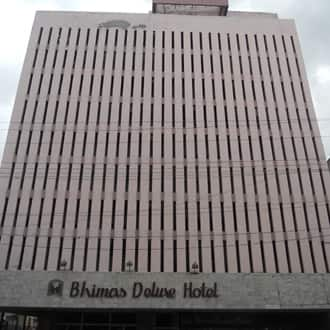 Hotel Bhimas Deluxe ( Next to Railway Station), Opp Railway Station, Hotel Bhimas Deluxe ( Next to Railway Station)