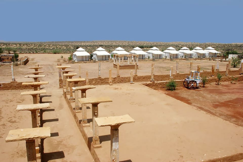 Rajasthan Desert Safari Camp, Sam Dunes, Rajasthan Desert Safari Camp