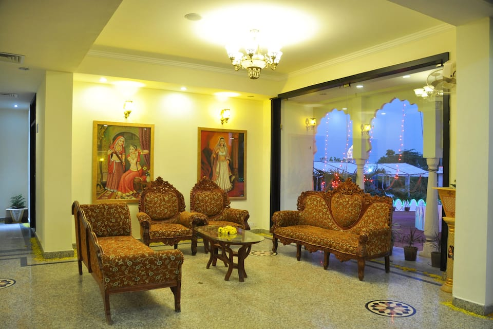 1589 Royal Heritage Hotel, Kishangarh, Royal Heritage by 1589 Hotels