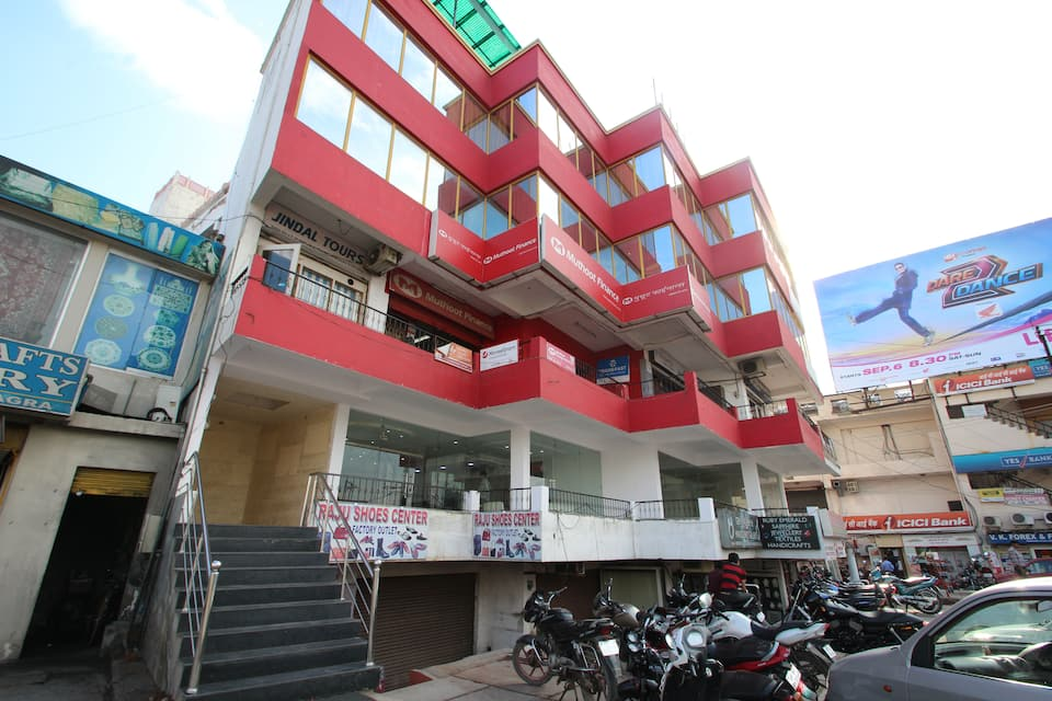 Hotel Delux Plaza, Fatehabad Road, Deluxe Inn Agra