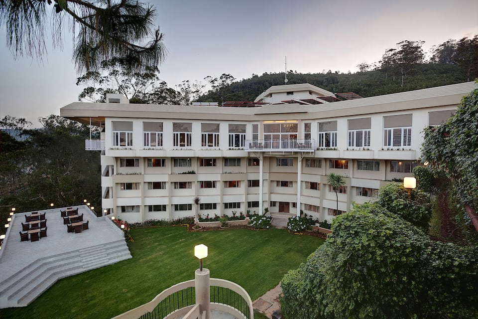 Sinclairs Retreat Ooty, Charring Cross, Sinclairs Retreat Ooty