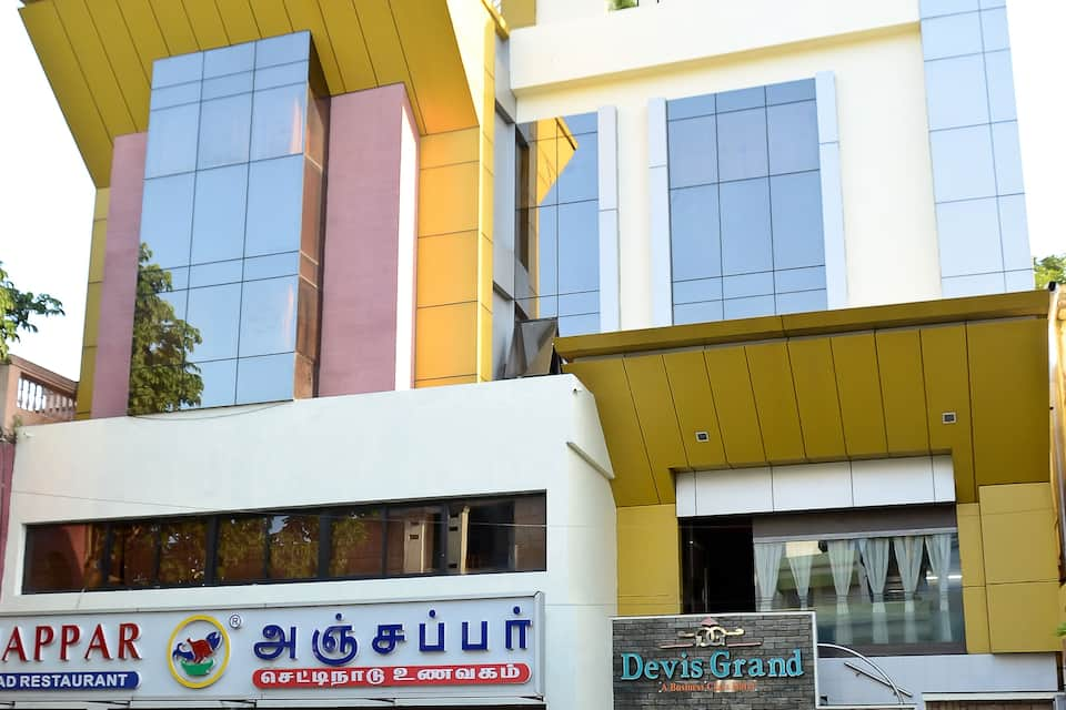 Devis Grand - A Business Class Hotel