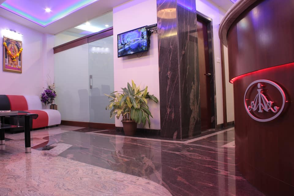 Hotel Aarya International, Santacruz East, Hotel Aarya International