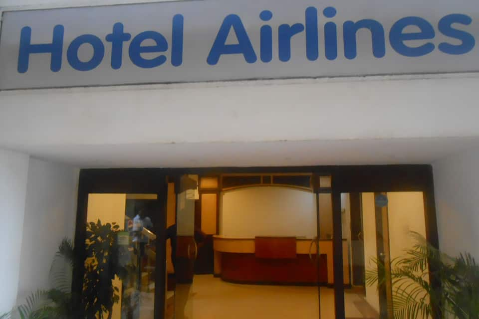 Hotel Airlines, MG Road, Hotel Airlines
