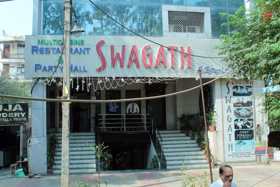 Hotel Swagath, South Delhi, Hotel Swagath