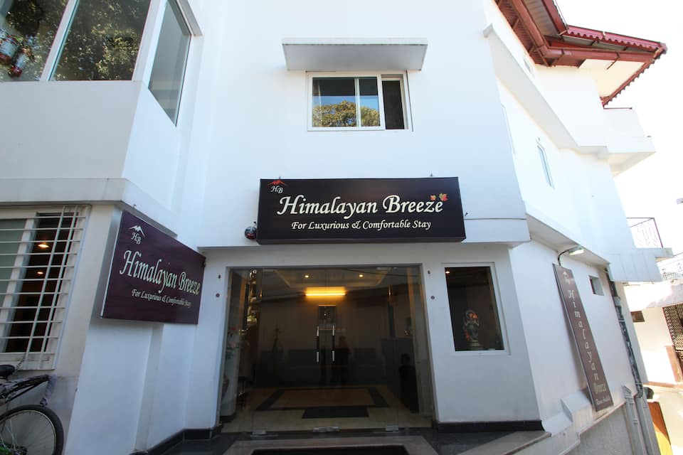 himalayan breeze, Mall Road, himalayan breeze