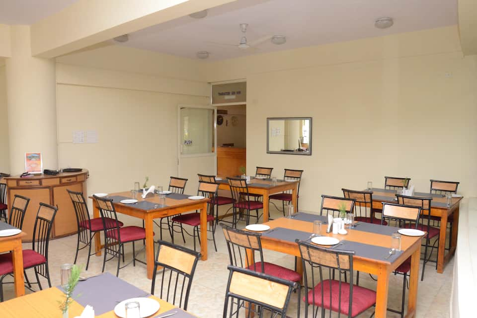 Hotel Crystal Court, Madikeri, Hotel Crystal Court