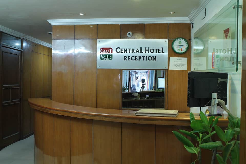 The Central Hotel, Rajpur Road, The Central Hotel