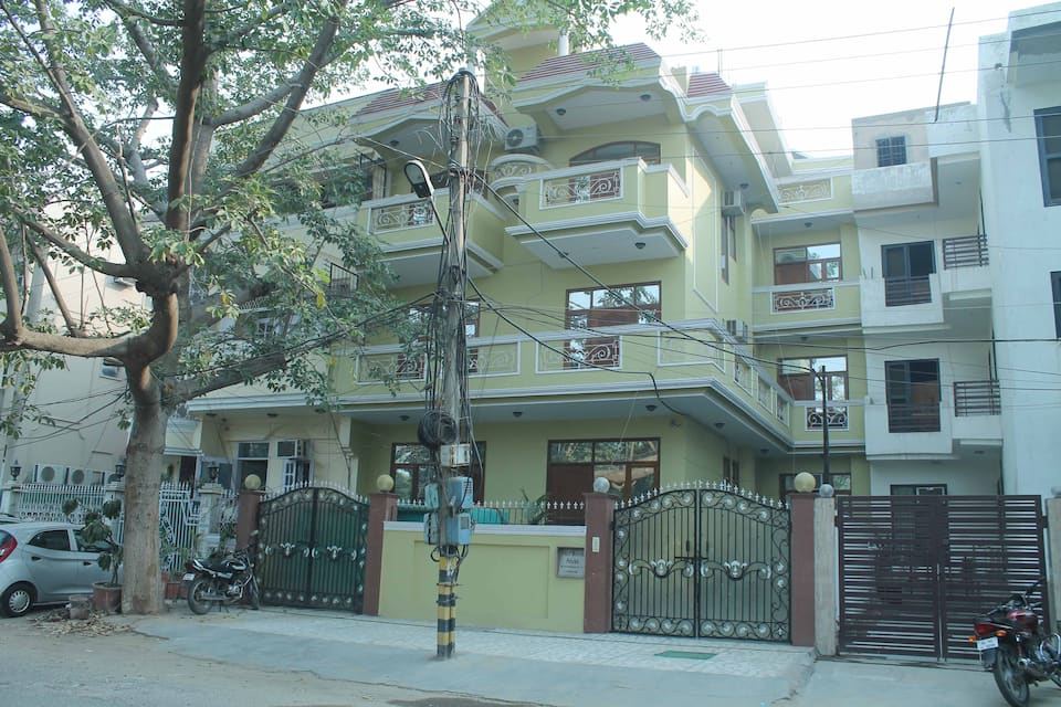 Krishna Residency, South City, Krishna Residency