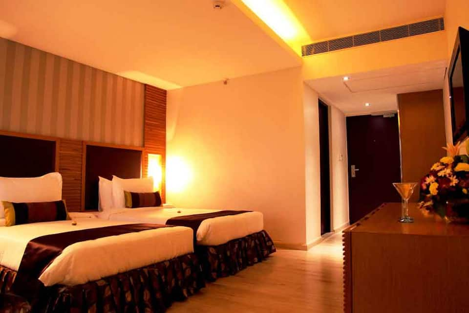 The Purple Leaf Hotel, Secunderabad, The Purple Leaf Hotel