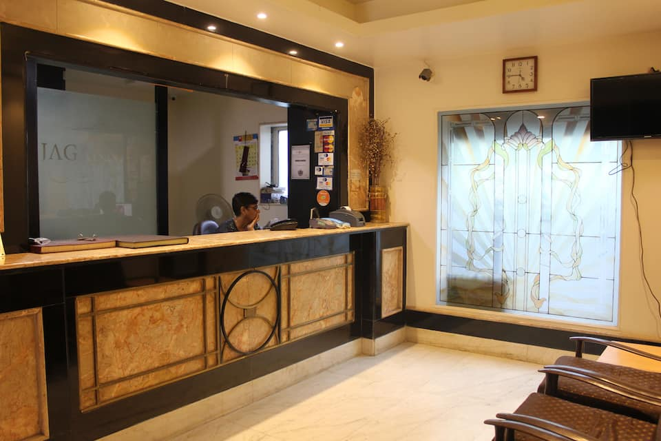 Hotel Jagannath, Camp, Hotel Jagannath