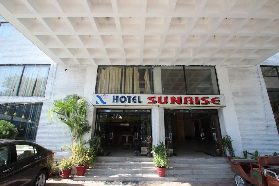 Hotel Sunrise, Rajpur Road, Hotel Sunrise