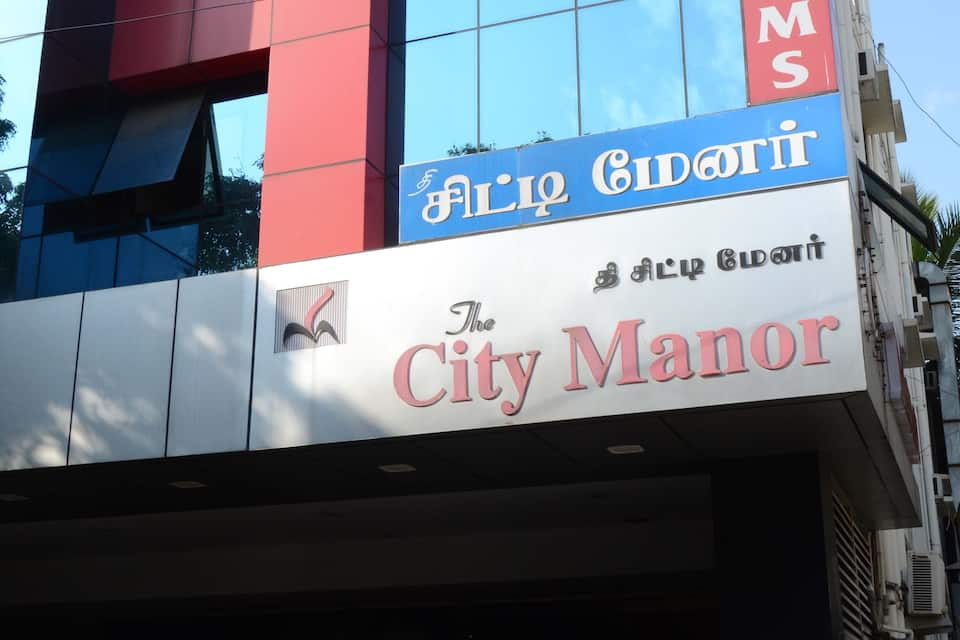 The City Manor, Thiruvanmiyur, The City Manor