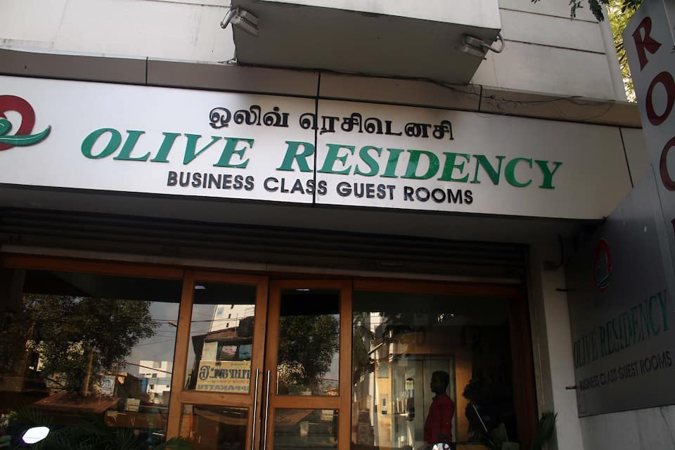 Olive Residency, Thousand Lights, Olive Residency