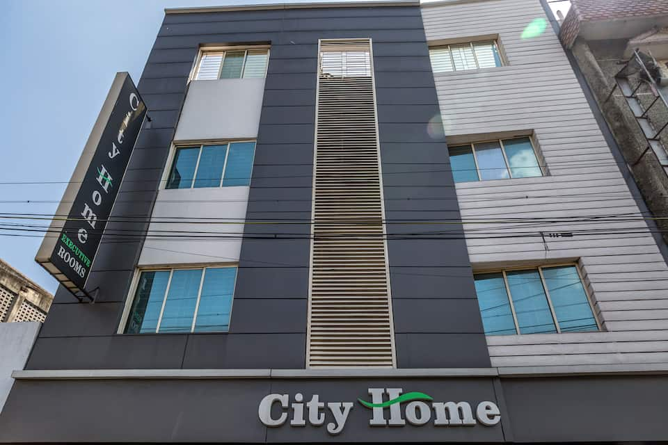 City Home, Central Railway Station, City Home