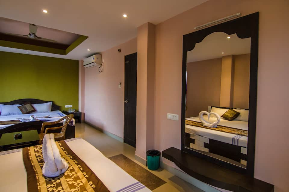 Hotel Pushpa (Berries Group of Hotels), Sea Beach, Hotel Pushpa (Berries Group of Hotels)