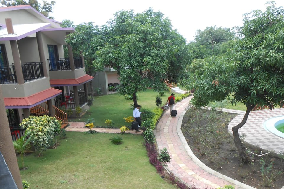 The Gir resort, Sasan Junagadh Road, The Gir resort