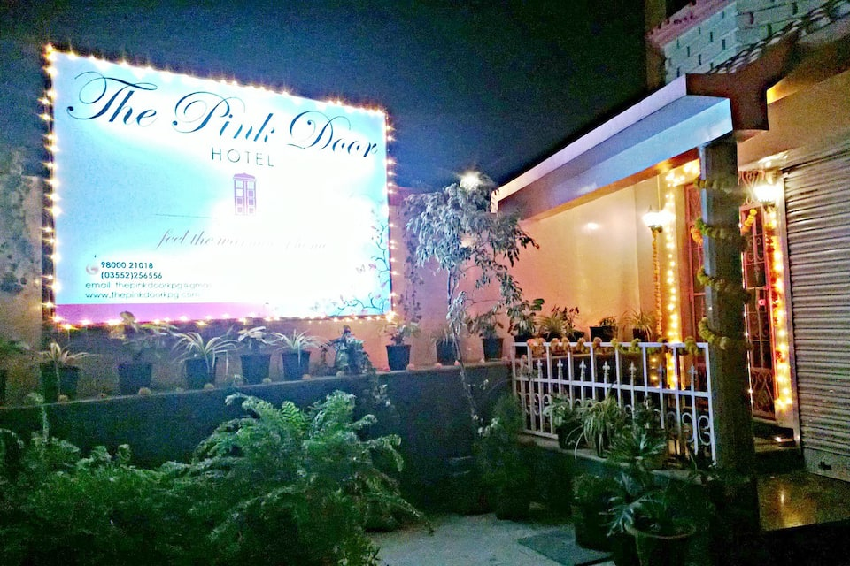 The Pink Door Hotel, none, The Pink Door Hotel