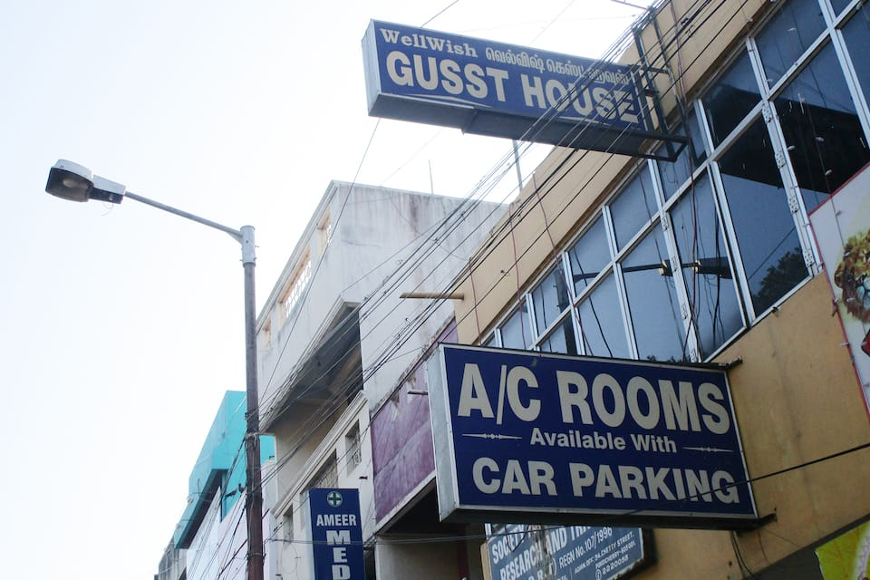 Well Wish Guest House, Anna Salai, Well Wish Guest House