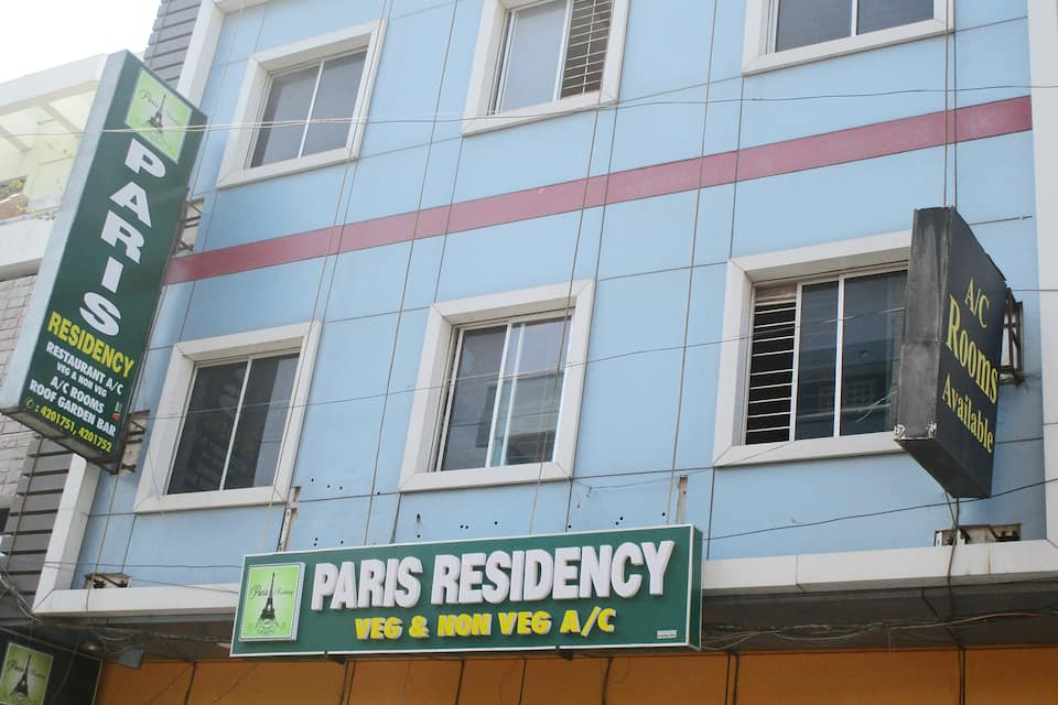 Paris Residency, , Paris Residency