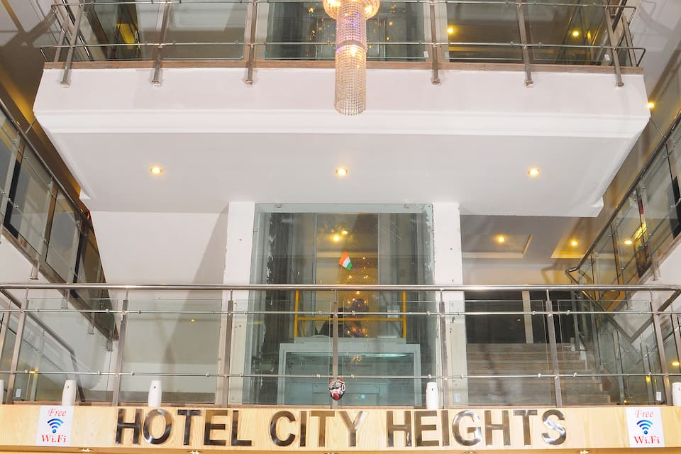 Hotel City Height