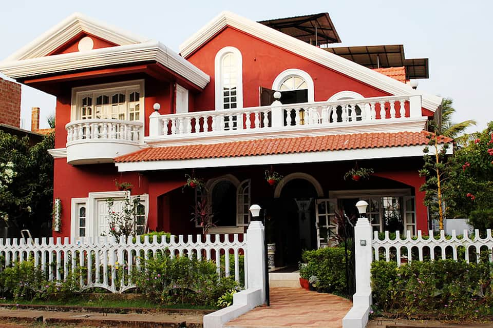 Fernandes Guest House, , TG Stays Behind Goa Higher Secondary Board