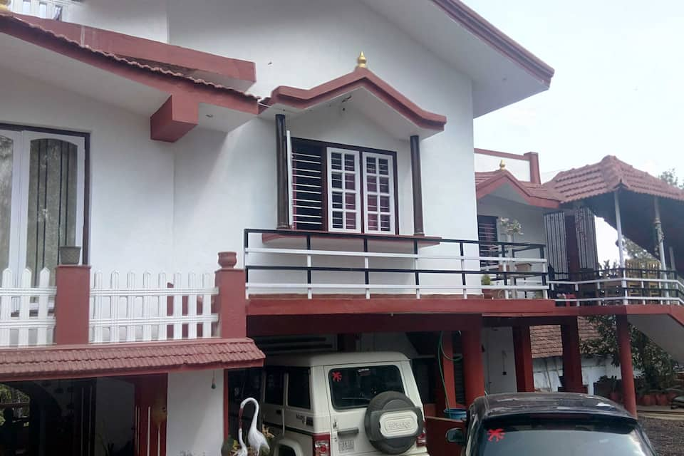 Green View Homestay, Virajpet, Green View Homestay