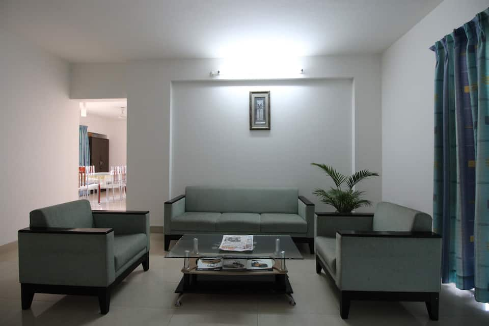 Compact Homes Service Apartments Fortaleza