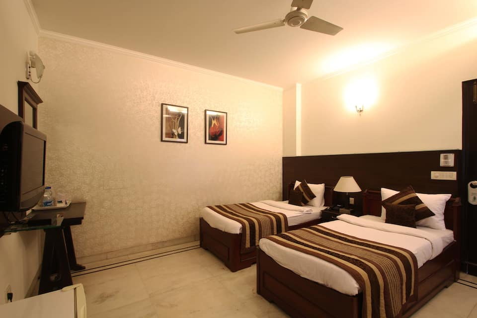 Hotel Comfort Zone, South Delhi, Hotel Comfort Zone