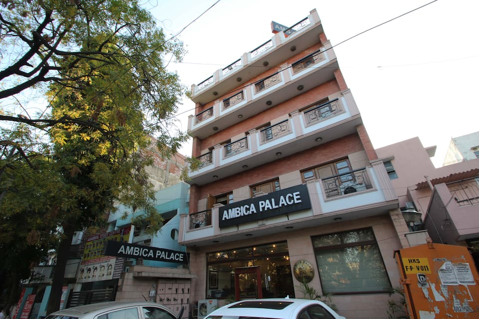 Ambica Palace, South Delhi, Ambica Palace