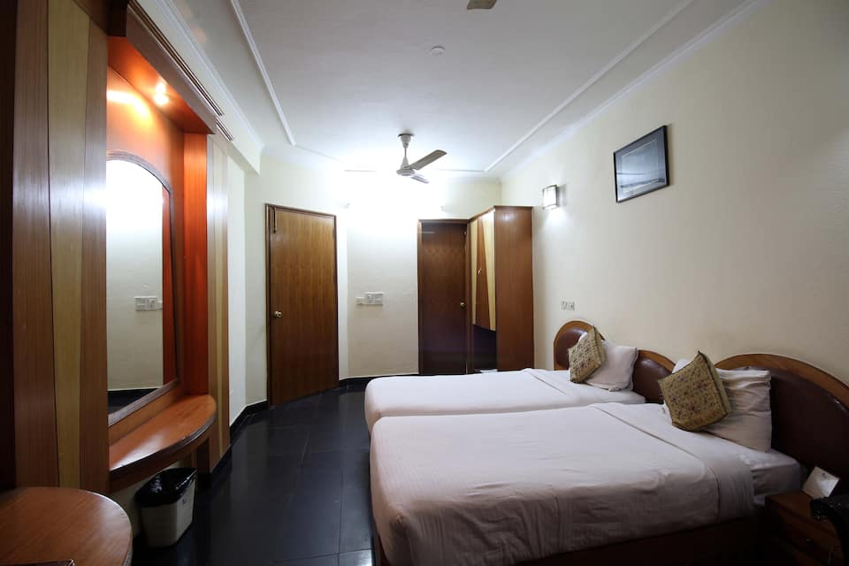 The Sagar Residency, South Delhi, The Sagar Residency