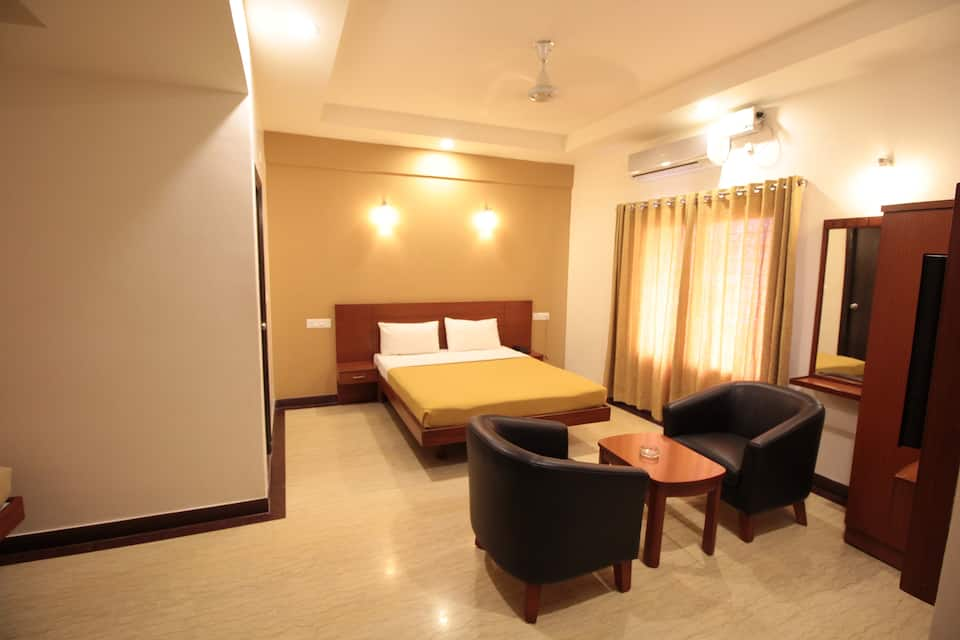 Magic Inn, Mahadevapura Post, Magic Inn