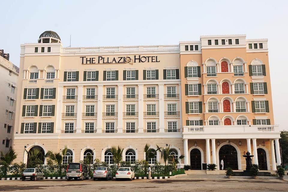 The Pllazio Hotel, Sector 29, The Pllazio Hotel