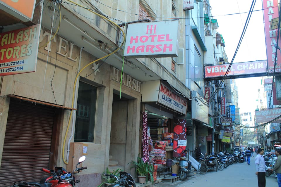 Hotel Harsh, Karol Bagh, Hotel Harsh