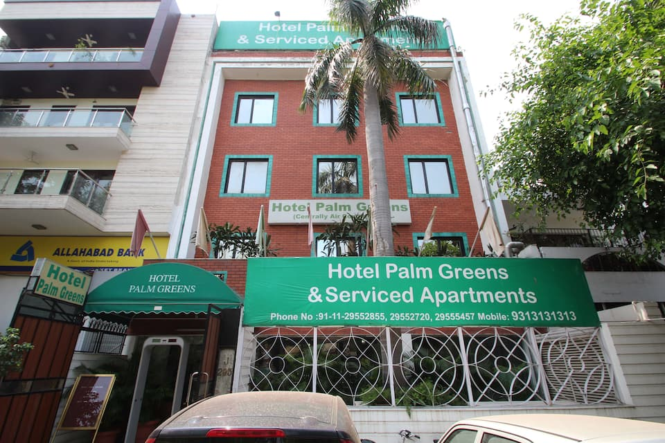 Hotel Palm Greens & Apartments