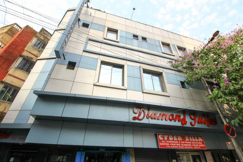 Hotel Diamond Suites, Park Street, Hotel Diamond Suites
