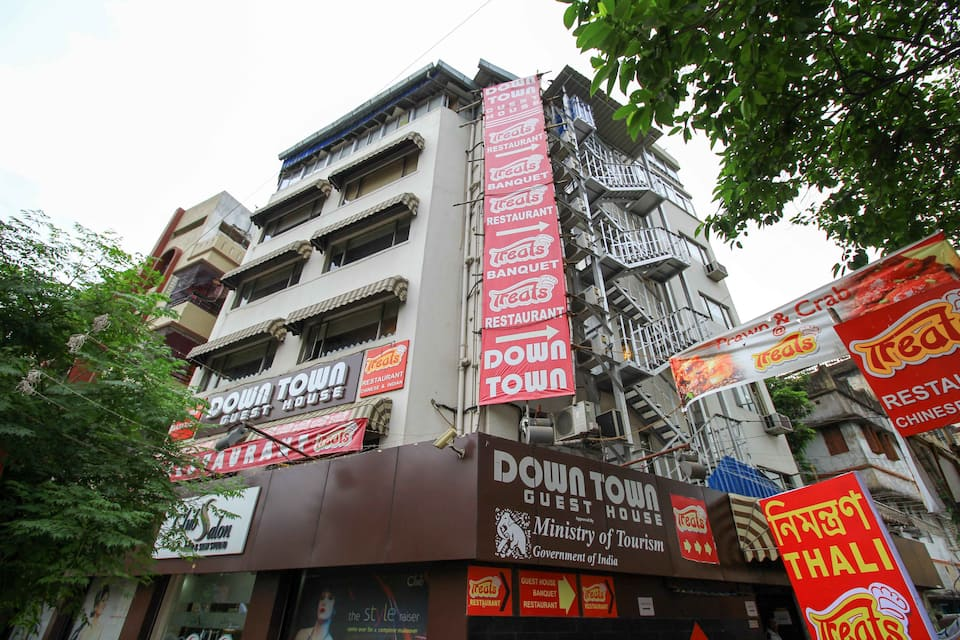 Down Town Guest House, Kasba, Down Town Guest House