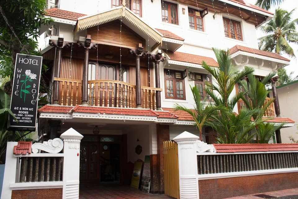 Hotel White Rose, Fort Kochi, Hotel White Rose