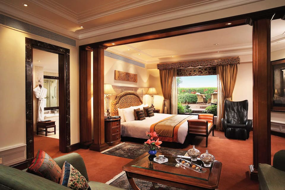 ITC Maurya New Delhi, A Luxury Collection Hotel, Sardar Patel Marg, ITC Maurya New Delhi, A Luxury Collection Hotel