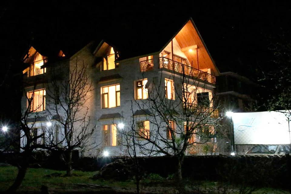 The Manali Heritage Cottage, Club House Road, The Manali Heritage Cottage