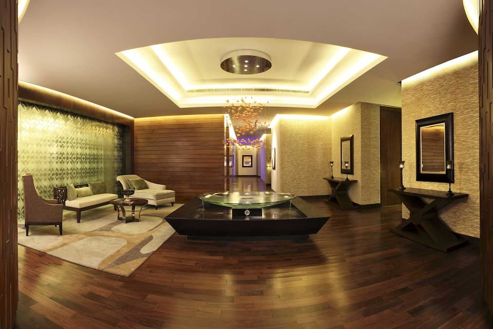 The Leela Ambience Gurgaon Hotel & Residences, Ambience Island, The Leela Ambience Gurgaon Hotel  Residences