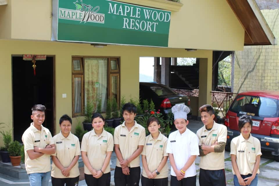 The Maplewood Resort, Bojoghari, The Maplewood Resort